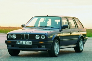 BMW 325td Touring cat