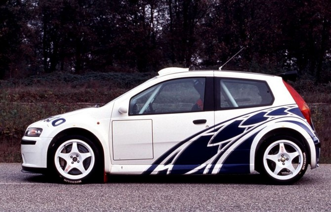 Fiat Punto Abarth Rally 3 Photos And 31 Specs Autoviva