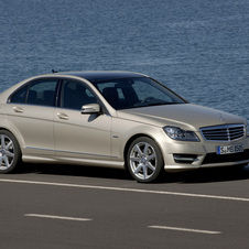 Mercedes-Benz C 180 Kompressor BlueEFFICIENCY Saloon AT