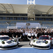 Porsche also bought a controlling stake in Manthey Racing what will race the 911 RSR in the WEC