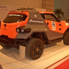 Fornasari Racing Buggy Automatic