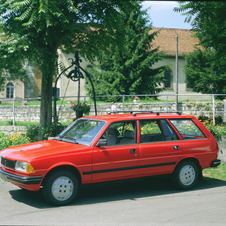 Peugeot 305 GLD Estate
