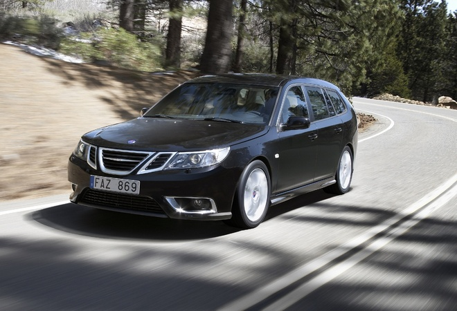 Saab 9-3 2.8 Turbo V6 SportWagon Automatic