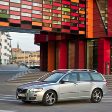 Volvo V50 T5 Business Ed. Pro Geartronic