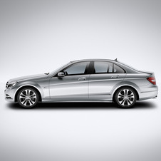 Mercedes-Benz C 200 BlueEFFICIENCY Saloon