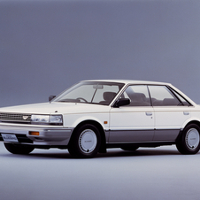 Nissan Bluebird Hardtop 1800 Super Select