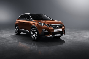 The second generation 3008 was previewed at the 2014 Paris motor show with the Quartz concept