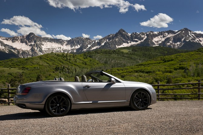 Bentley Gtc Supersport. Bentley Continental GTC