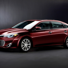 Toyota is predicting the Avalon will be a big seller in North America
