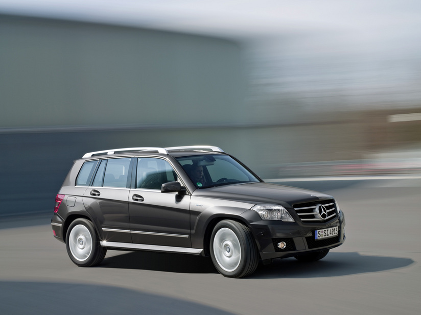 mercedes benz glk 220 cdi blueefficiency aut 3 photos. Black Bedroom Furniture Sets. Home Design Ideas
