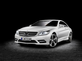 Mercedes-Benz CL Grand Editon Offers Top Level Appointments as Discount