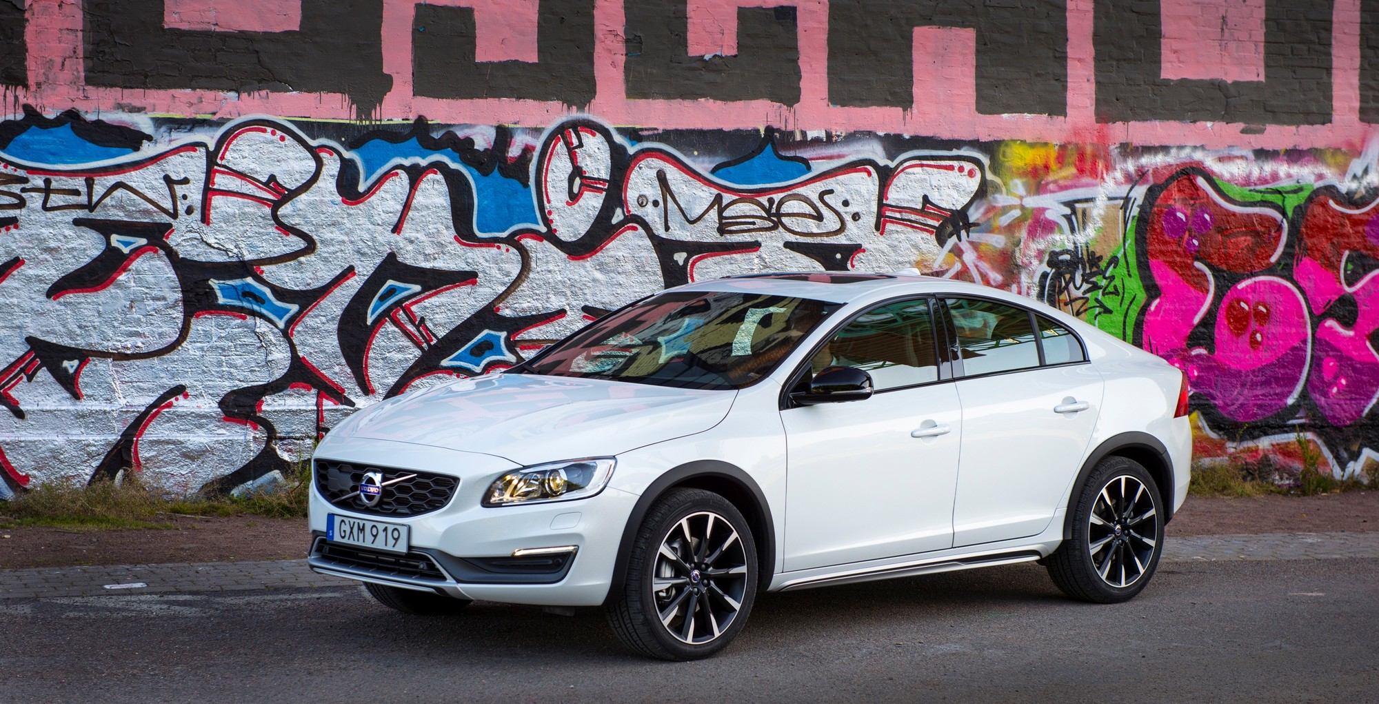 Volvo S60 Cross Country D4 Pro AWD Geartronic