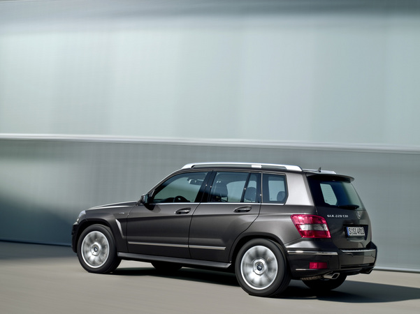 mercedes benz glk 220 cdi blueefficiency aut photo. Black Bedroom Furniture Sets. Home Design Ideas