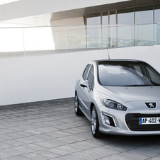 Peugeot 308 Active 1.6 HDi 92