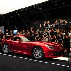 The 2013 Viper GTS will go on sale officially later in the summer