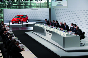 Volkswagen Sets Earnings Records for 2011