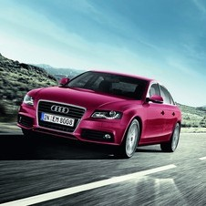 Audi A4 2.0 TFSI flexible fuel Ambition quattro