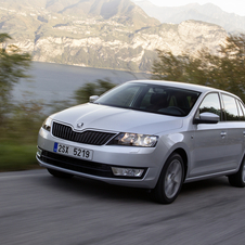 Skoda Rapid Spaceback 1.4 TDI DSG Ambition