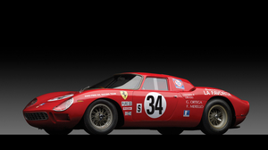 Ferrari only built 32 250LM cars