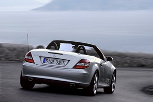 Mercedes-Benz SLK 280 Automatic