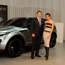 Land Rover Evoque Special Edition