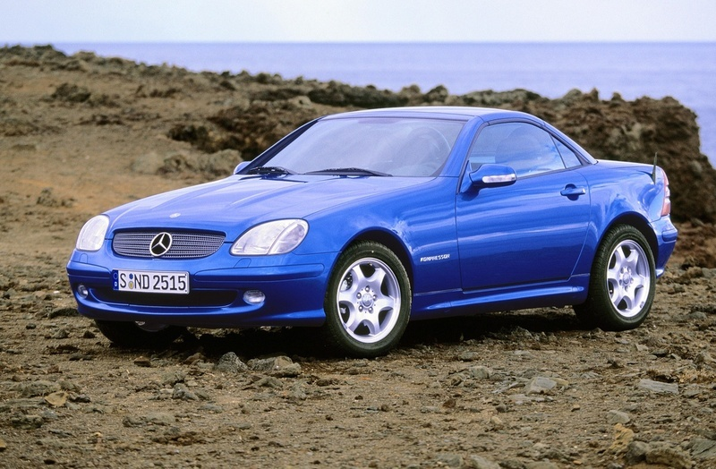 mercedes benz slk 200 kompressor automatic 1 photo and 78 specs. Black Bedroom Furniture Sets. Home Design Ideas