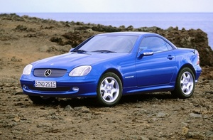 Mercedes-Benz SLK 200 Kompressor Automatic