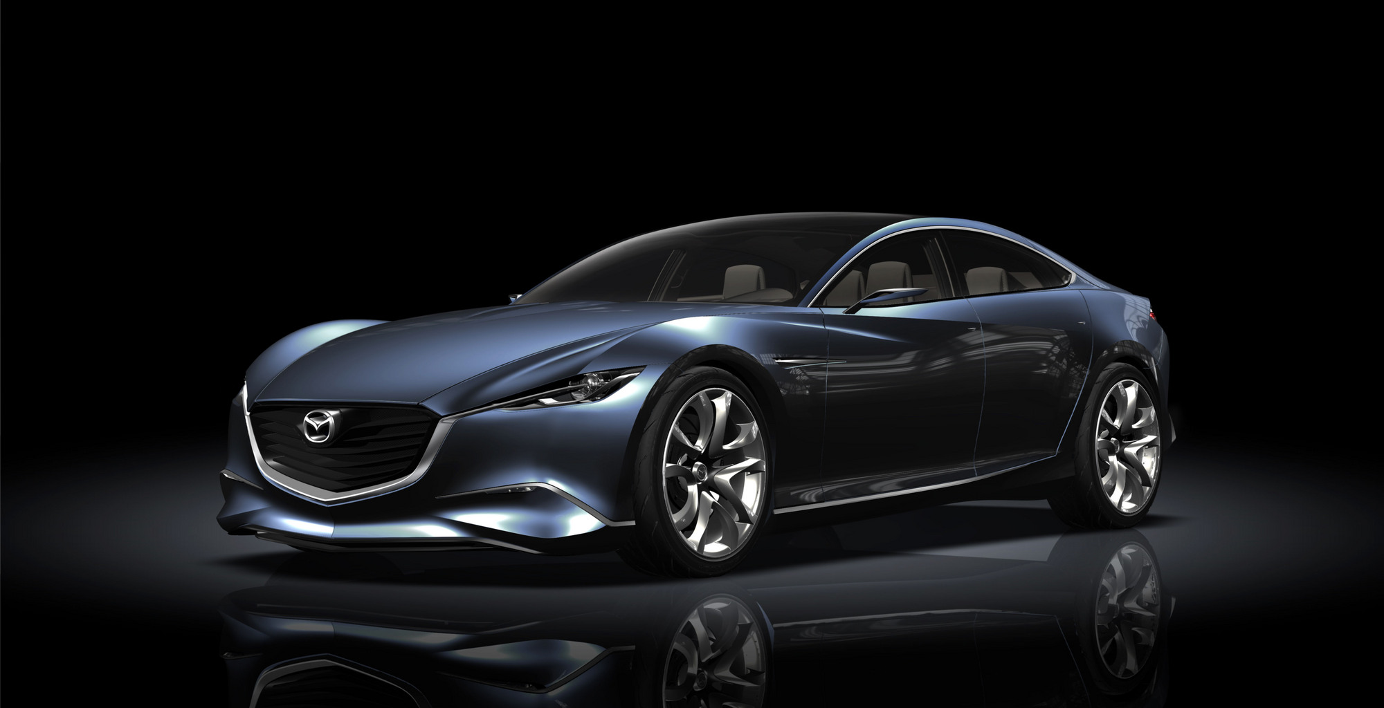 Mazda unveils its New Design Theme   KODO   Soul of Motion. Mazda unveils its New Design Theme   KODO   Soul of Motion