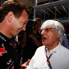 In the Gribkowsky trial, he alleged that Ecclestone bribed him for preferential treatment