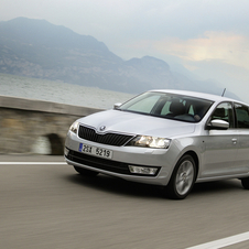 Skoda Rapid Spaceback 1.4 TSI DSG