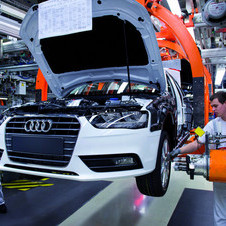 Audi Sets Records for Deliveries, Revenues and Profits in 2011