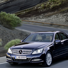 Mercedes-Benz C 180 CDI BlueEFFICIENCY Saloon