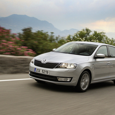Skoda Rapid Spaceback 1.6 TDI Active