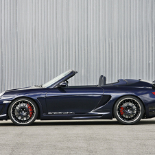 Gemballa Avalanche ROADSTER GTR