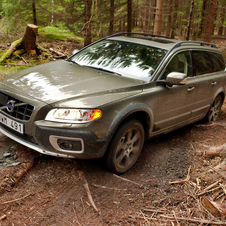 Volvo XC70 D5 Start/Stop Summum