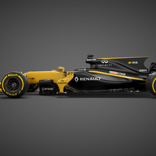 The biggest change for the the 2017 season in Renault is definitely the new RE17 engine