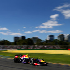 F1 will be with the supercars in Australia for the teams' first race of the season