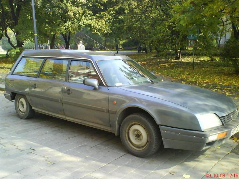 Citroën CX 25 TRi Break Automatic