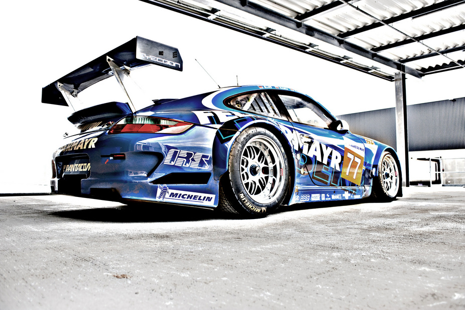 Porsche 911 GT3 RSR: most successful GT race car in 2010 :: News ...