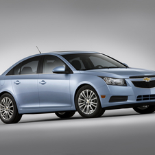 Chevrolet Cruze 1.4 ECO Automatic