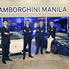 Lamborghini is exanding its footprint in Asia with dealers throughout China and Southeast Asia
