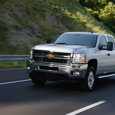 Chevrolet Silverado LT Long Box SRW