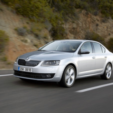The new Octavia is available with 8 engines - four petrols and four diesels