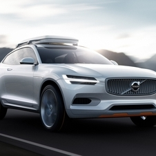 The XC90 will be shown at a production version in late 2014 and go on sale in early 2015
