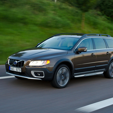 Volvo XC70 D3 Start/Stop Summum AWD
