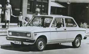 Fiat New 128 1100 C Saloon