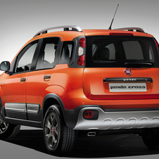 Fiat Panda Cross 1.3 MultiJet II