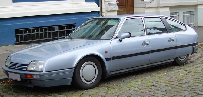 Citroën CX 25 Pallas Automatic