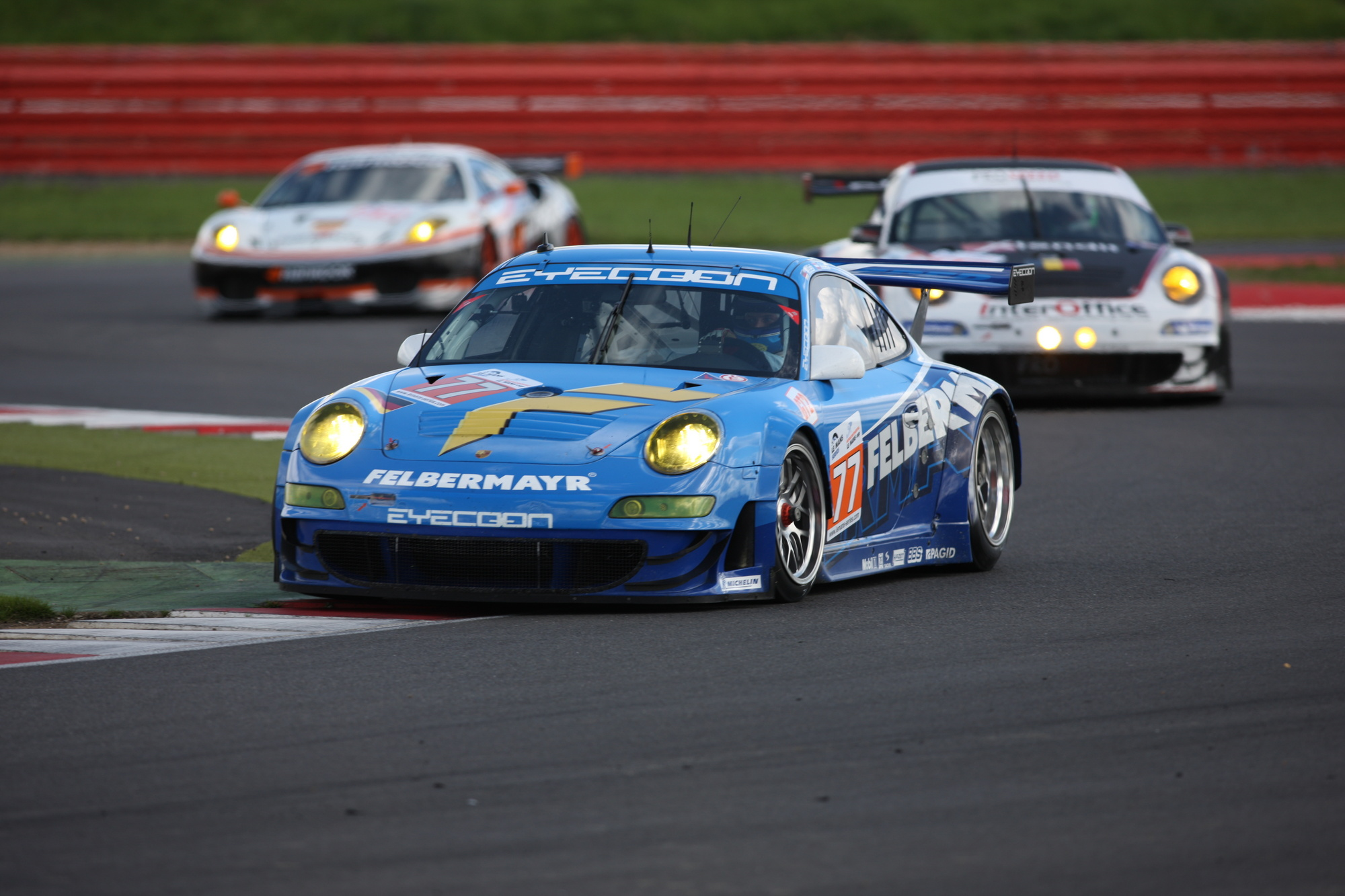 Porsche 911 Gt3 Rsr Most Successful Gt Race Car In 2010 Slideshow