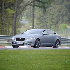 Jaguar XJ Sport Ring Taxi